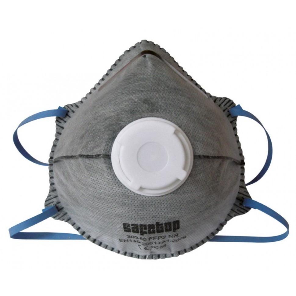 12 mascarillas ffp2 carbon activo - Mascarillas con filtro ...