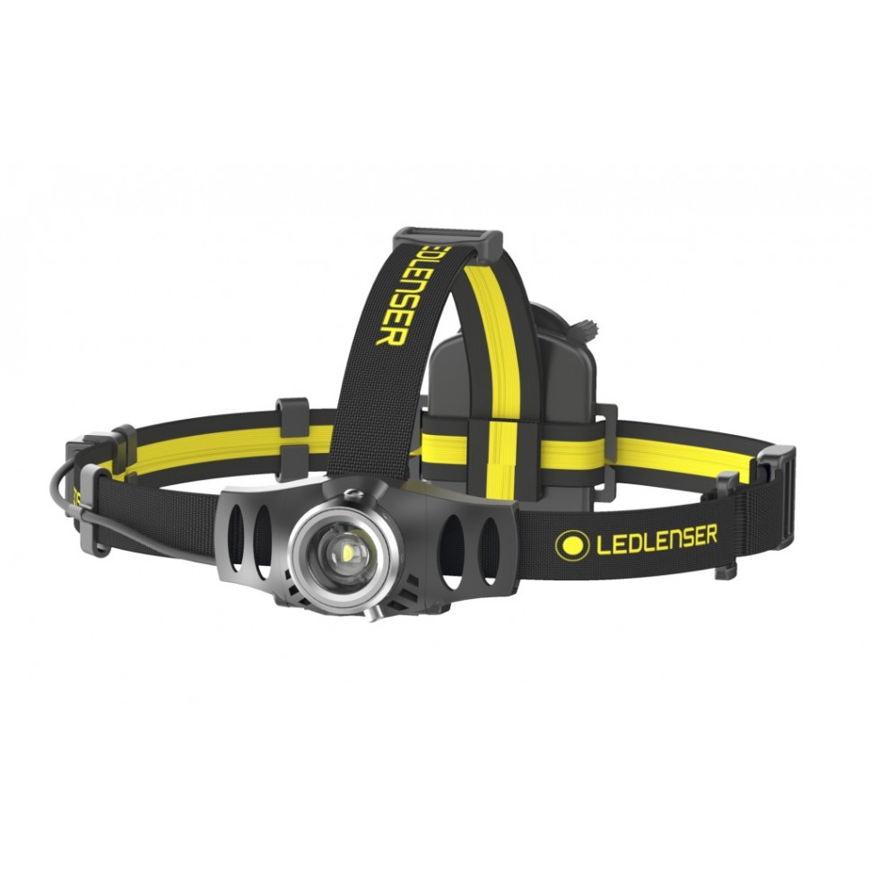 Linterna frontal Led Lenser iH6