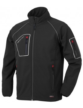 Cazadora softshell just negro