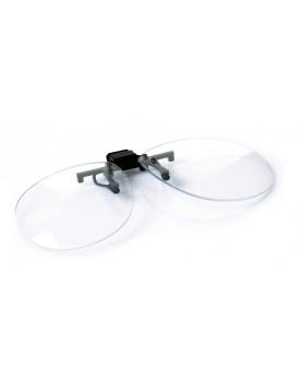Protector para gafas FLIP-UP claro
