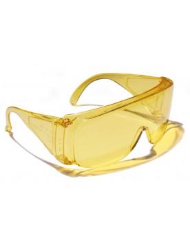 Gafa proteccion visitor lente ambar