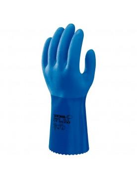 10 pares guante rugoso showa 660
