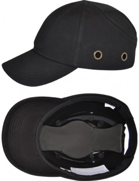 Gorra proteccion negra