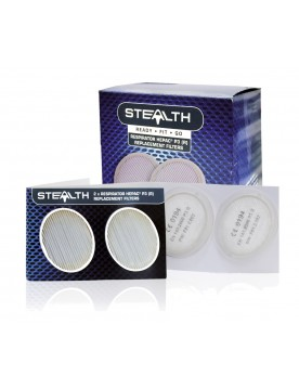 Pack 2 filtros P3R STEALTH
