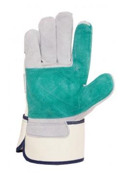 6 pares guante serraje 404arpc