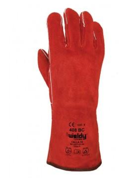 6 pares guante soldador eco