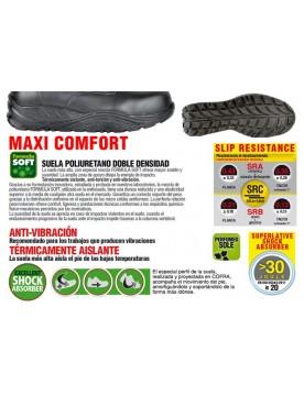 Zapato de seguridad lymph s1