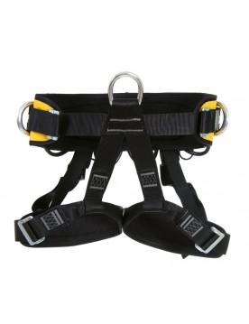 Cinturon de posicionamiento Yangra de 3 puntos con perneras para poda ajustable