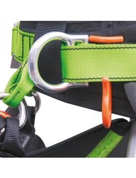 Cinturón de posicionamiento Yangra Plus de 3 puntos con perneras para poda