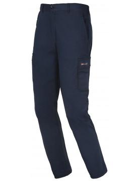 Pantalon de trabajo Easy Stretch 8038 azul