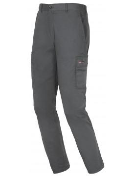 Pantalon de trabajo Easy Stretch 8038 gris