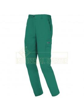 Pantalon de trabajo Easy Stretch 8038 verde