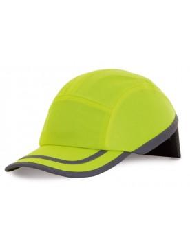Gorra proteccion alta visibilidad