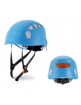Casco escalada HT-SERIES EVO azul royal