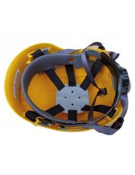 Casco climber azul royal