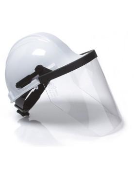 Pantalla facial con casco Electro Cap