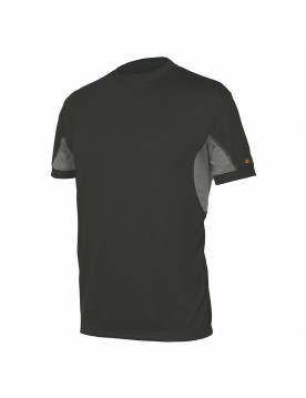 Camiseta extreme gris antracita