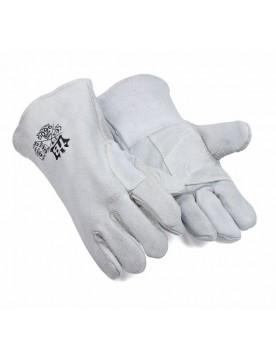 6 pares guante soldador hilo kevlar