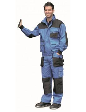 Pantalon 991 azulina/negro