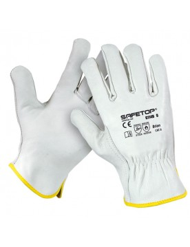 Guante piel térmico 250ºC BRION. Pack 12 unidades