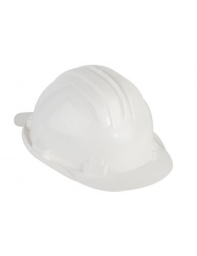 casco obra 5-R blanco