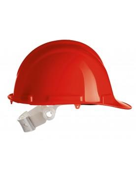 Casco de proteccion SP rojo