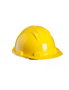 Casco obra 5-R amarillo