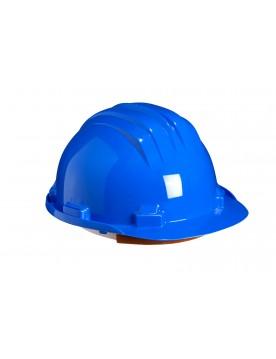 Casco obra 5-R azul
