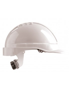 Casco de proteccion SV blanco