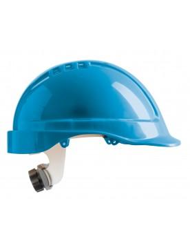 Casco de proteccion SV azul