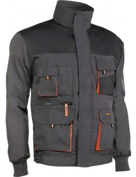 Cazadora 960 negro/naranja