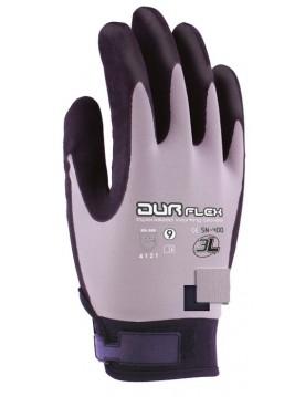 12 pares guante impermeable durflex