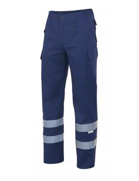 Pantalon con cintas 1