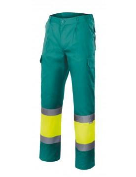 Pantalon alta visibilidad 120