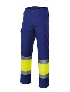Pantalon alta visibilidad 140