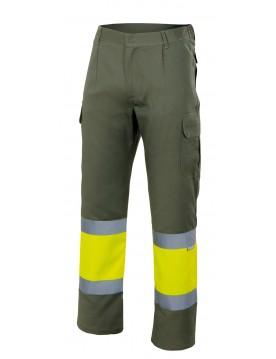 Pantalon alta visibilidad 160