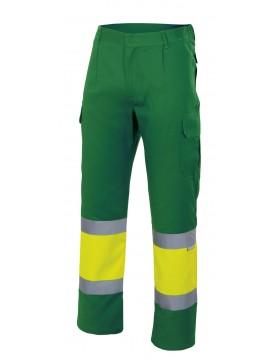 Pantalon alta visibilidad 170