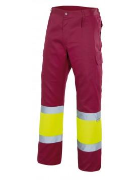 Pantalon alta visibilidad 18 20