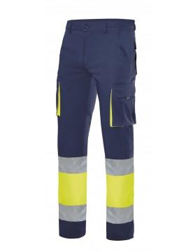 Pantalon stretch alta visibilidad 190