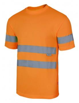 Camiseta alta visibilidad 19