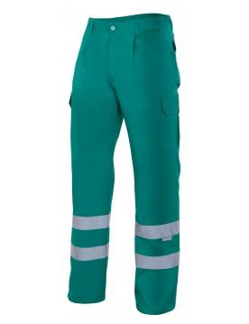 Pantalon con cintas 2