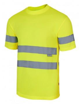 Camiseta alta visibilidad 20
