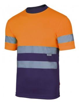 Camiseta alta visibilidad 210