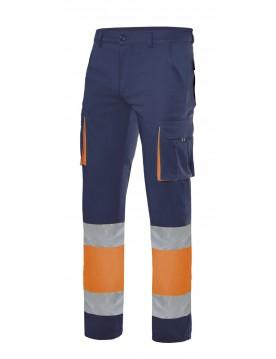 Pantalon stretch alta visibilidad 61 19