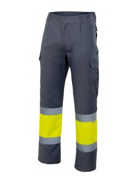 Pantalon alta visibilidad 80