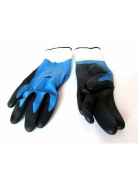 10 pares guante nitrilo showa 377