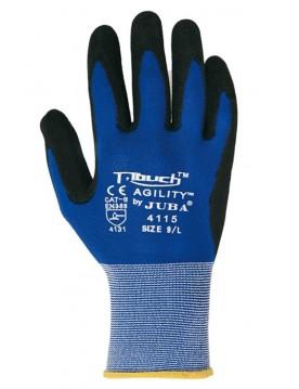 10 pares guante nylon agility