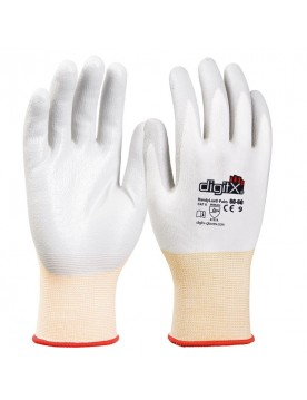 Guante de lycra-nitrilo antihuellas Handilux Palm