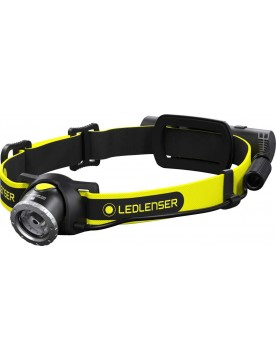 Linterna frontal Led Lenser recargable iH8R