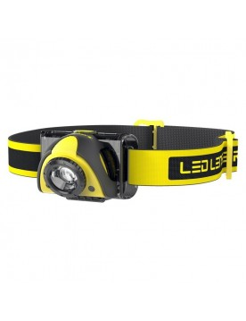 Linterna frontal Led Lenser recargable iSEO5R